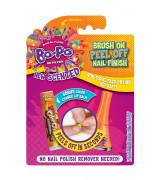 BO-PO tuoksuva kynsilakka ja huulivoide