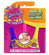 BO-PO tuoksuva kynsilakka, 3 kpl
