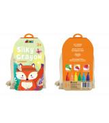 AVENIR Silky crayons 6 väriliidut