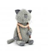 ORANGE Kissa Buddy makkaralla, 30 cm