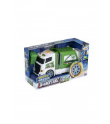 HTI TEAMSTERZ Motorizēts Garbage truck light and sound