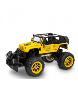 KIDZTECH 1/16 R/C Off-Road Jeep Wrangler