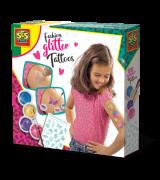 SES Glitter tatuoinnit