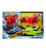 MATTEL HOT WHEELS T-Rex Rampage leikkisarja