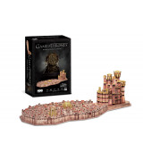 CUBICFUN 3D Palapeli Game of Thrones King´s Landing