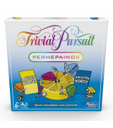 HASBRO Trivial Pursuit perhepeli