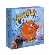 HASBRO BLOWFISH BLOWUP pöytäpeli pullistuva kala