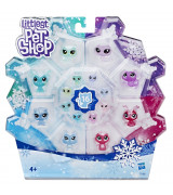 HASBRO LITTLEST PET SHOP Frosted Wonderland Jäälemmikki