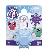 HASBRO LITTLEST PET SHOP Frosted Flurries Jäälemmikkipari