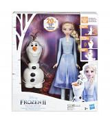HASBRO DISNEY FROZEN Olaf ja Elsa