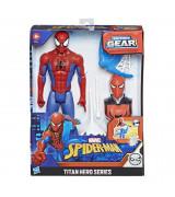 HASBRO SPIDER-MAN Titan Hero Blast Gear Hämähäkkimies-hahmo