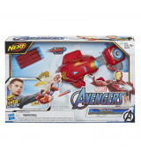 HASBRO AVENGERS Power Moves Role Play Iron Man-hahmo