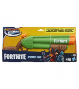 HASBRO NERF SUPERSOAKER Fortnite Pump SG ase
