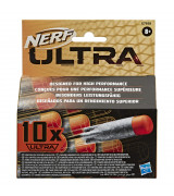 HASBRO NERF Ultra 10 nuolen täyttöpakkaus