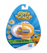 ALPHA ALPHA SUPER WINGS Flip N Fly- Donnie 6 cm
