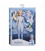 HASBRO DISNEY FROZEN Nukke Magical Discovery Elsa