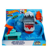 MATTEL Hot Wheels kaupungin Robo Shark Frenzy