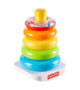 MATTEL Fisher-Price Rock-A-Stack rengastorni