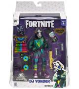 "JAZWARES FORTNITE 1 hahmon pakkaus ""Legendary"" DJ Yonder S2"