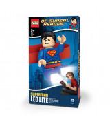 IQ LEGO DC Superman otsalamppu