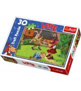 TREFL Palapeli 30 Lotte