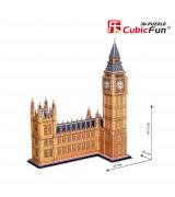 CUBICFUN 3D Palapeli Big Ben