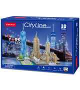 CubicFun 3D palapeli NEW YORK CITY