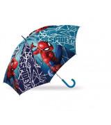 KIDS Lasten manuaalinen sateenvarjo Hämähäkkimies, 16´´