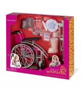 OUR GENERATION Nuken lääkärisetti ja pyörätuoli