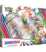 POKEMON Sword & Shield Figure Box Pokémon peli