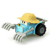 POLI ROBOCAR Metallinen auto Tracky