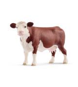 SCHLEICH FARM WORLD Hereford lehmä