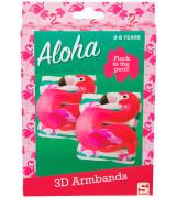 SAMBRO Flamingo, käsikellukkeet laatikossa