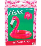SAMBRO  Flamingo, 3D uimarengas laatikossa