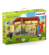 SCHLEICH FARM WORLD Hevostalli
