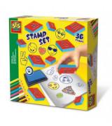 SES Emoji-leimasinten valmistuspaketti