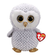 Ty Beanie Boos OWLETTE valkoinen pöllö 40cm