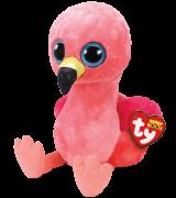 Ty Beanie Boos GILDA - flamingas 40cm