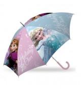 KIDS Lasten manuaalinen sateenvarjo Huurteinen seikkailu, 16´´