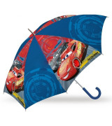 "K-KIDS Cars Umbrella 18"", automaattinen"