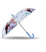 KIDS Lasten automaattinen sateenvarjo Huurteinen seikkailu 2, 18´´