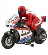 KIDZTECH 1/12 R/C Mini Ducati moottoripyörä