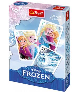 TREFL Korttipeli Huurteinen Seikkailu