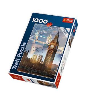 TREFL Palapeli 1000 Lontoo