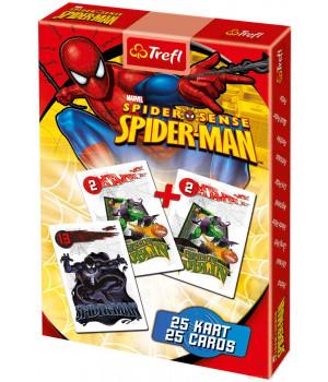 TREFL Korttipeli Hämähäkkimies