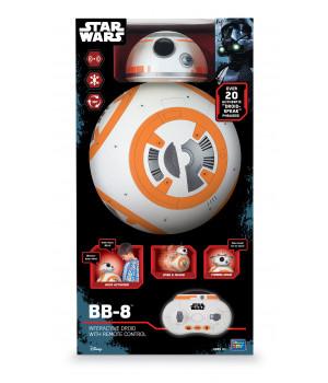 THINKWAY Star Wars interaktiivne RC BB-8 droid