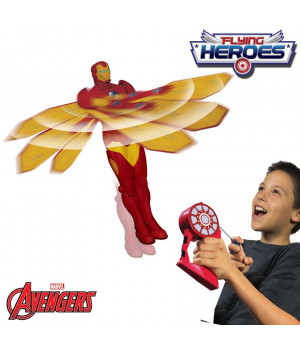 Flying Hero Iron Man