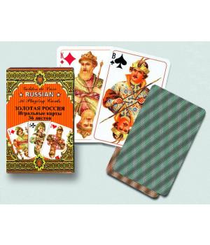 PIATNIK Korttipeli Kultainen Venäjä, 36 Korttia