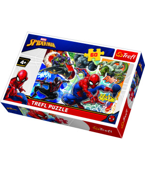 TREFL Palapeli 60 Hämähäkkimies