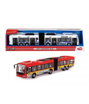 SIMBA DICKIE City Express bussi, 2 erilaista